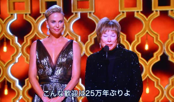 アカデミー24・シャーリーズ・セロン.JPG
