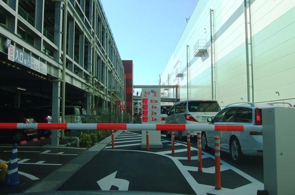 エキスポシティ1・駐車場.jpg