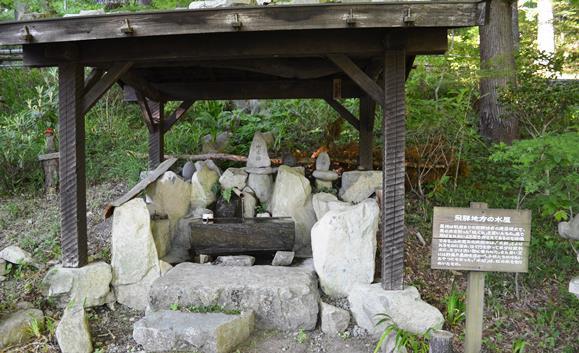 下呂66・飛騨地方の水屋.JPG