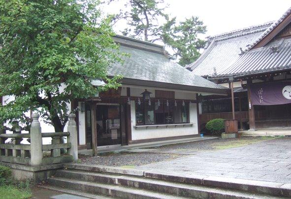 八幡宮7・参集殿、社務所.JPG