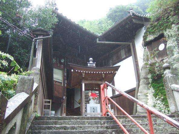 四国23・弥谷、大師堂へ.JPG