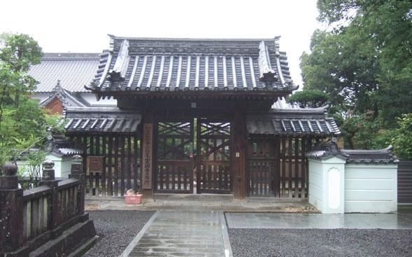 大興寺17・黒門、寺務所.JPG