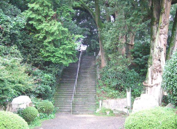 大興寺9・仁王門から参道.JPG