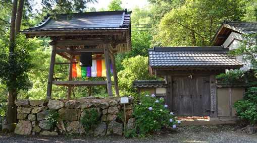 小谷寺1・山門と鐘楼.jpg