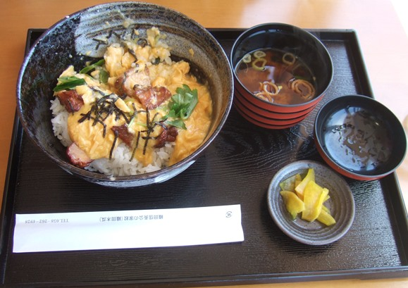 岐阜城13・天下トリ南蛮定食.JPG