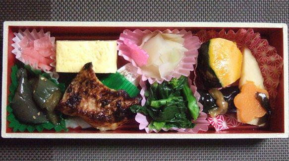 弁当8・西京焼き.JPG