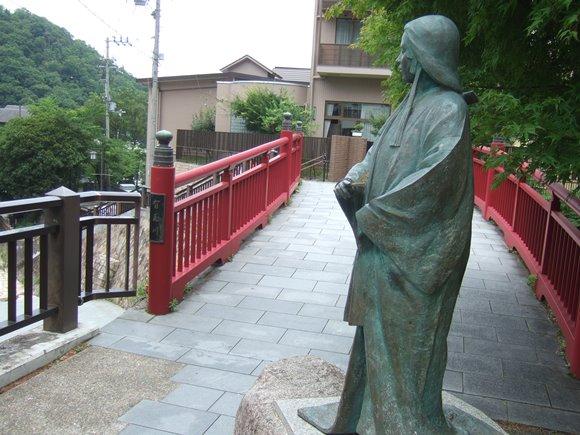 有馬温泉4・ねねの像とねね橋.JPG