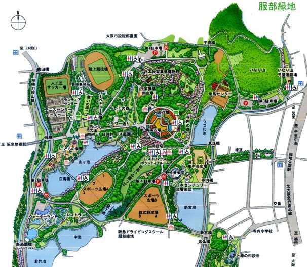 服部緑地1・地図.jpg