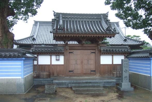 本山寺20・中門.JPG