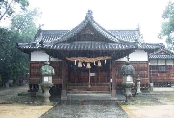 本山寺36・高良神社、拝殿.JPG