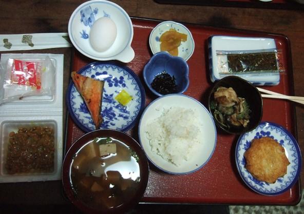 白地荘8・朝食.JPG
