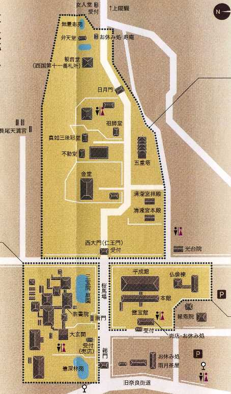 醍醐寺1・地図.jpg
