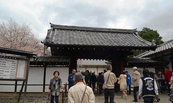 醍醐寺13・霊宝館入口.JPG
