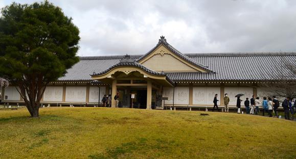 醍醐寺17・霊宝館本館.JPG