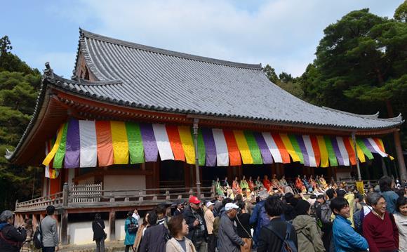 醍醐寺31・伽藍金堂.JPG