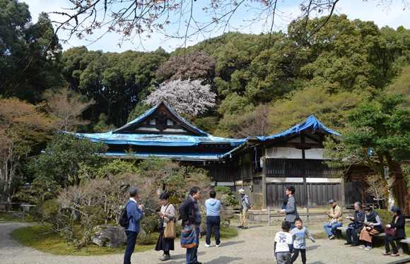醍醐寺32・伽藍旧伝法学院.JPG