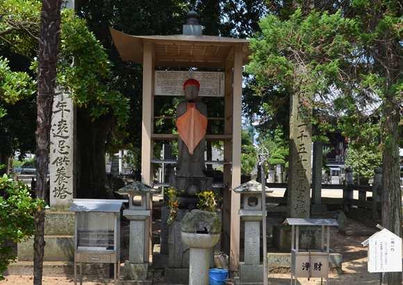金倉寺34・水子地蔵.JPG