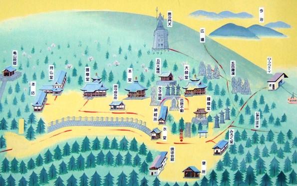 雲辺寺3・案内図.JPG