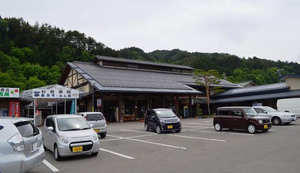 高山42・道の駅、ななもり清見.JPG