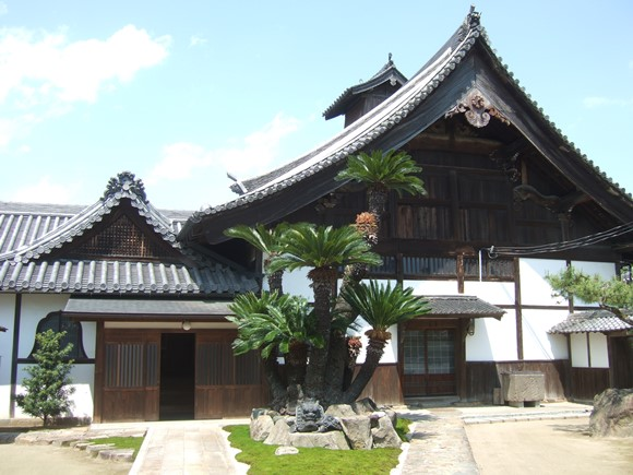 龍門寺10・庫裡と玄関.jpg