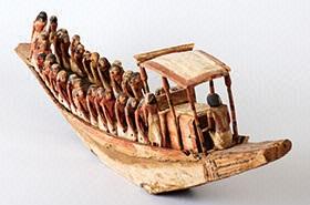 エジプト・葬送用模型船.jpg