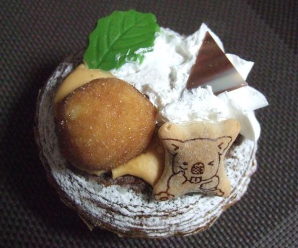 クラインゲベック8・チョココアラ.JPG
