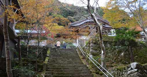 石龕寺14・庫裏への石段.jpg
