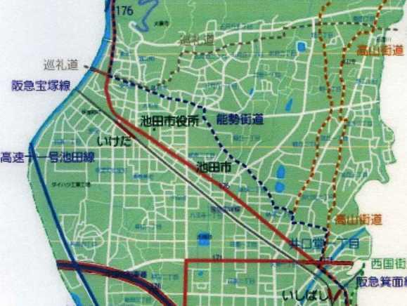能勢街道1・池田市旧街道図.jpg