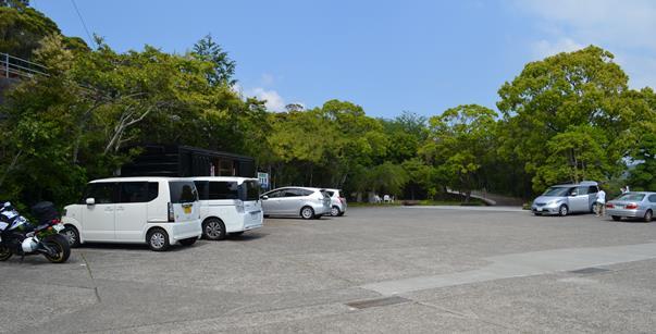 金剛頂寺1・駐車場.JPG