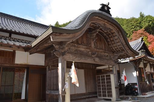 高山寺24・庫裏旗日.jpg